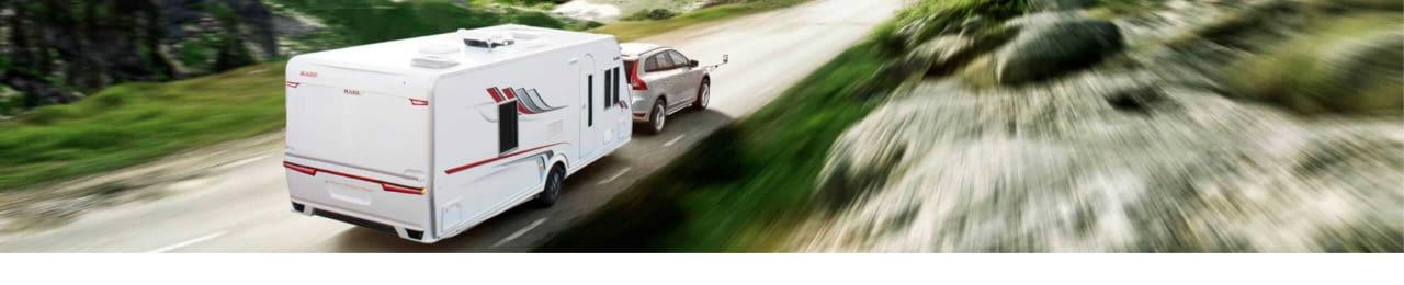 Mit einem ADAC Wohnwagen die Schönheiten Europas erfahren.