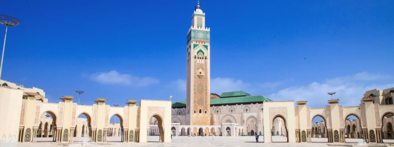marokko casablanca fotolia 81056276