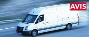 avis lieferwagen transporter fotolia 43140354