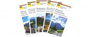 ADAC Motorrad Tourenkarten – Karten zu Motorrad Routen in Europa
