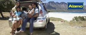 alamo familie minivan beach