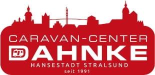 logo caravan center dahnke wohnmobilvermietung stralsund
