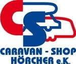 logo caravan shop hörcher wohnmobilvermietung ilmenau