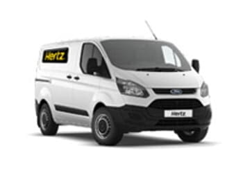 hertz ford transit ft280k